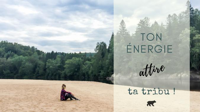 Ton énergie